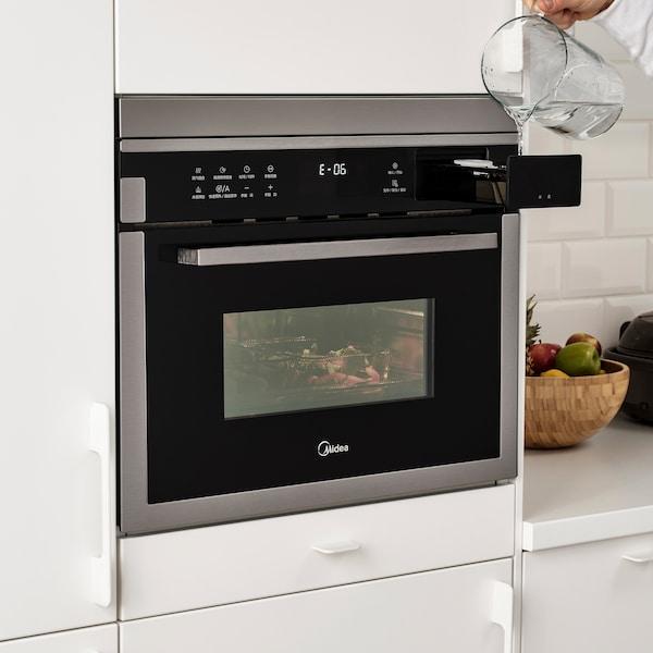 APTITRETARE TR934FMJ-SS 组合烤箱 黑色/不锈钢 52.5 厘米 59.5 厘米 45.4 厘米 1.5 米 33.00 公斤