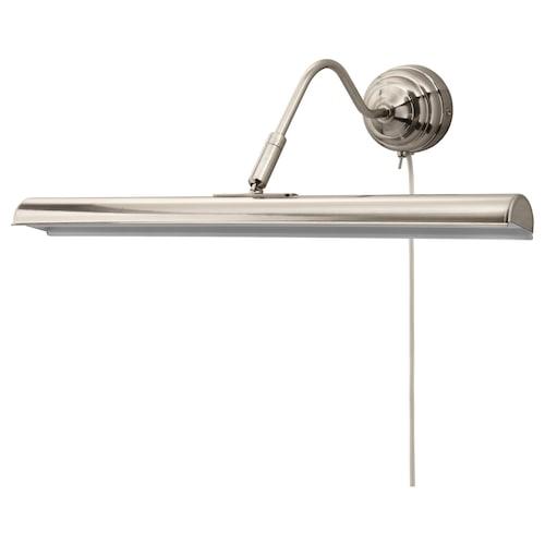 奥思迪 图片专用LED灯 镀镍 200 流明 40 厘米 26 厘米 3.5 米 4.5 瓦特