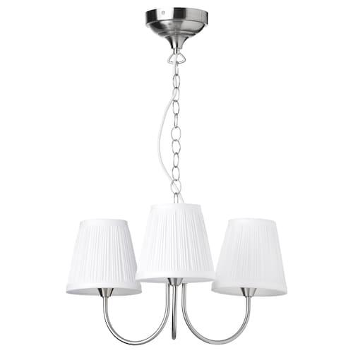 奥思迪 吊灯,3枝 40 瓦特 15 厘米 15 厘米 0.9 米