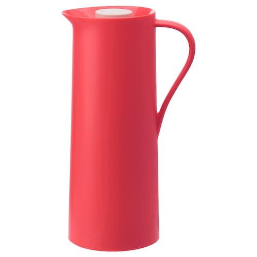 比胡德 保温瓶 淡红色 30 厘米 1 公升