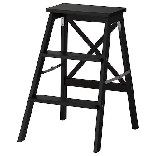 贝卡姆 梯子,3步, 黑色, 63 厘米
