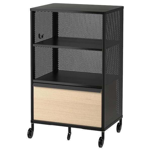 IKEA 贝肯特 储物单元含脚轮