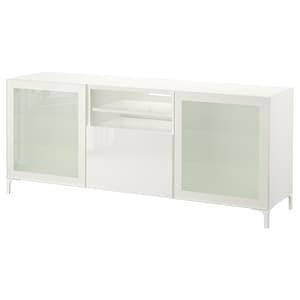 颜色: 白色/selsviken 赛维肯 高光/白色磨砂玻璃.