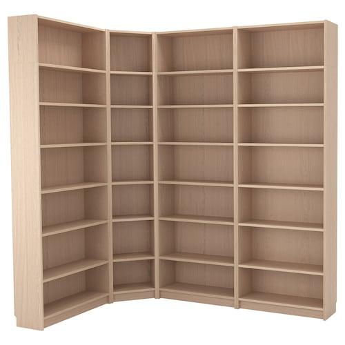 IKEA 毕利 书柜组合/转角方案