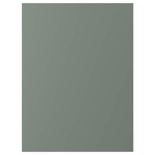 博达尔普 柜门 灰绿色 59.7 厘米 80.0 厘米 60.0 厘米 79.7 厘米 1.7 厘米