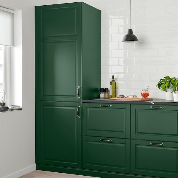 BODBYN 伯德比 柜门, 深绿色, 30x70 厘米