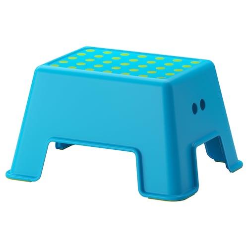 伯蒙 踏脚凳 蓝色 44 厘米 35 厘米 25 厘米 100 公斤