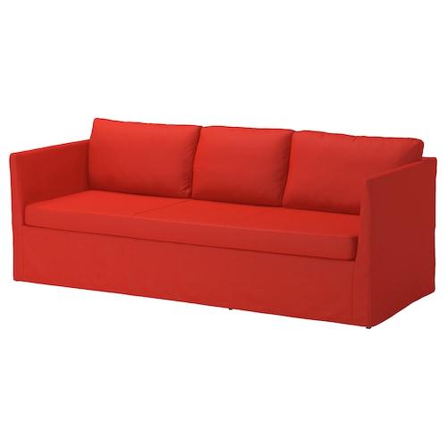 布拉哈 三人沙发 威索尔 红色/橙色 212 厘米 78 厘米 69 厘米 70 厘米 42 厘米