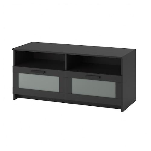 百灵 电视柜 黑色 120 厘米 41 厘米 53 厘米 30 公斤