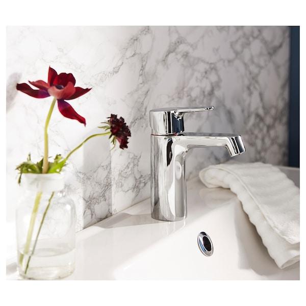 布鲁格隆德 洗脸池水龙头,带过滤器 镀铬 17 厘米