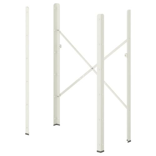 巴拉 杆 白色 4 厘米 110 厘米 4 件