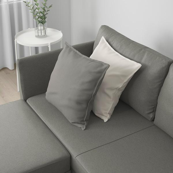 布拉哈 转角沙发床, 伯瑞德 灰绿色