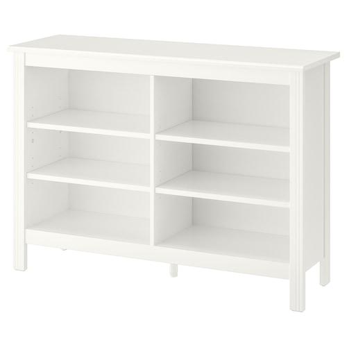 布鲁萨里 电视柜, 白色, 120x36x85 厘米