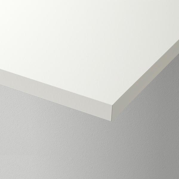 BURHULT 博库 搁板, 白色, 59x20 厘米