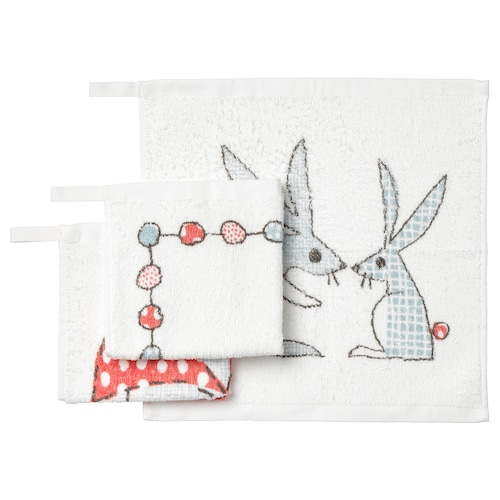 IKEA 布西格 小方巾