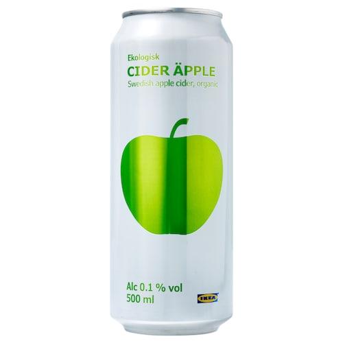 CIDER ÄPPLE 苹果碳酸饮料 500 ml