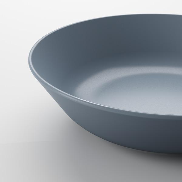 代诺拉 深盘, 蓝灰色, 18 厘米