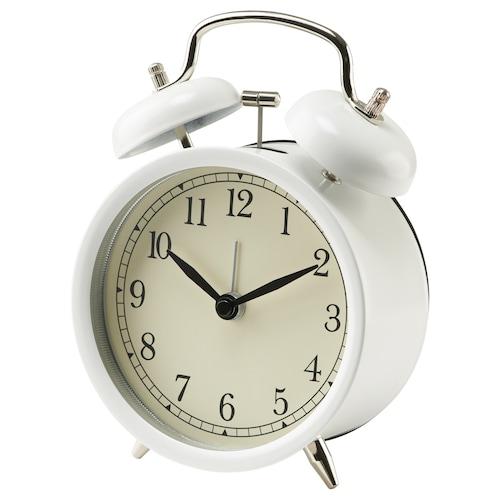 德卡 闹钟 白色 10 厘米 6 厘米 14 厘米