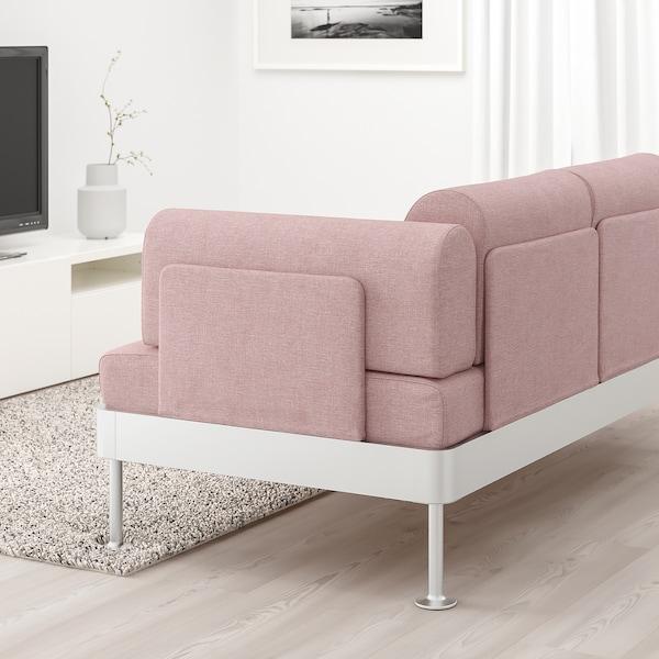 DELAKTIG 迪拉提 双人沙发, 刚纳瑞德 浅褐粉
