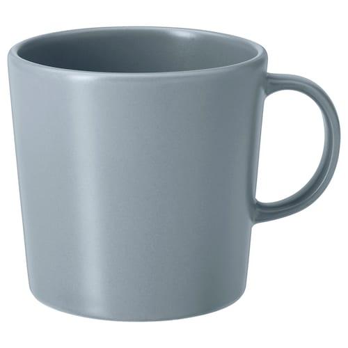 代诺拉 大杯 蓝灰色 9 厘米 30 厘升