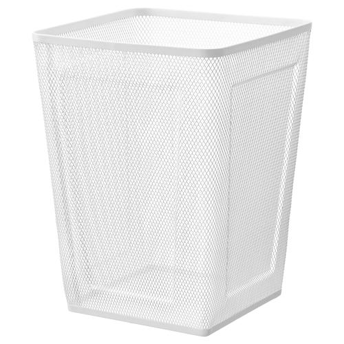 德瑞约恩 废纸篓 白色 26 厘米 26 厘米 35 厘米