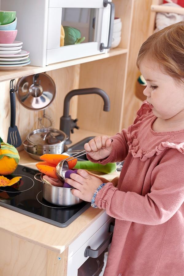 杜克迪 蔬菜玩具14件套
