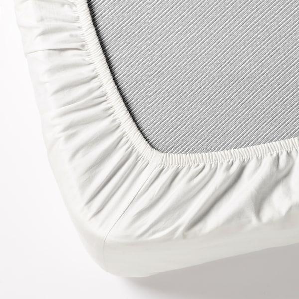 代芙拉 床垫罩 白色 152 Inch² 200 厘米 90 厘米
