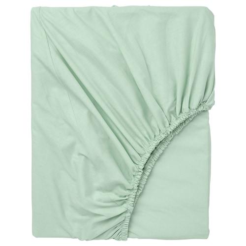 代芙拉 床垫罩 浅绿 152 Inch² 200 厘米 80 厘米 26 厘米