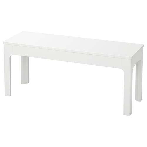 伊克多兰 长凳 白色 105 厘米 36 厘米 45 厘米