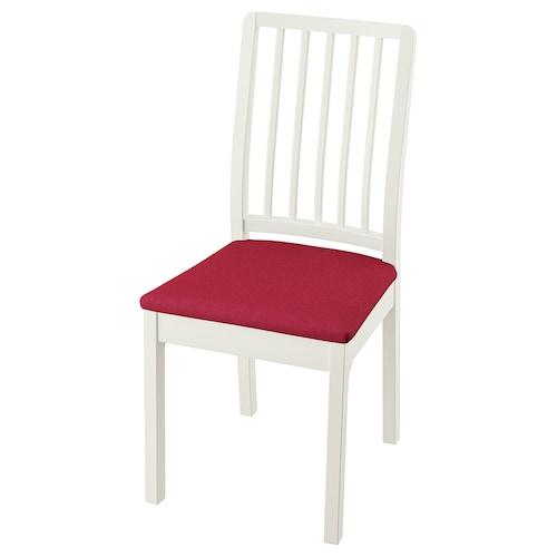 伊克多兰 椅子 白色/欧斯塔 红色 110 公斤 43 厘米 51 厘米 95 厘米 43 厘米 41 厘米 46 厘米