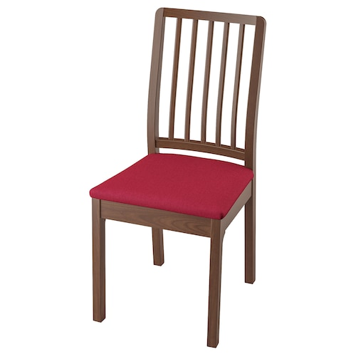 伊克多兰 椅子 褐色/欧斯塔 红色 110 公斤 43 厘米 51 厘米 95 厘米 43 厘米 41 厘米 46 厘米