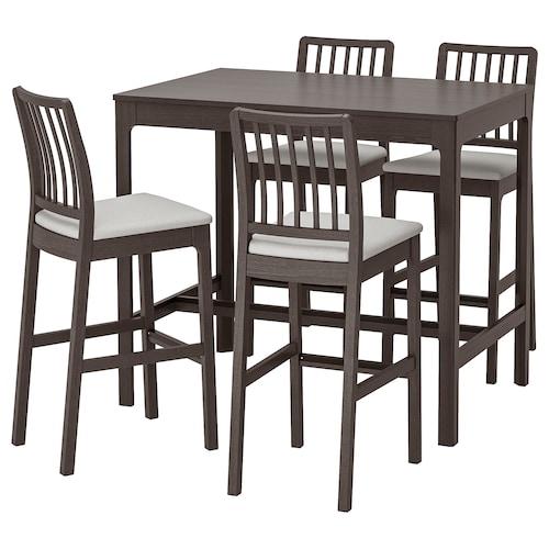 IKEA 伊克多兰 / 伊克多兰 吧桌和4个吧凳