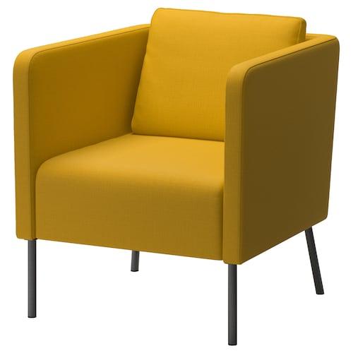 伊克尔 单人沙发/扶手椅 斯科特伯 黄色 70 厘米 73 厘米 75 厘米 57 厘米 46 厘米 43 厘米