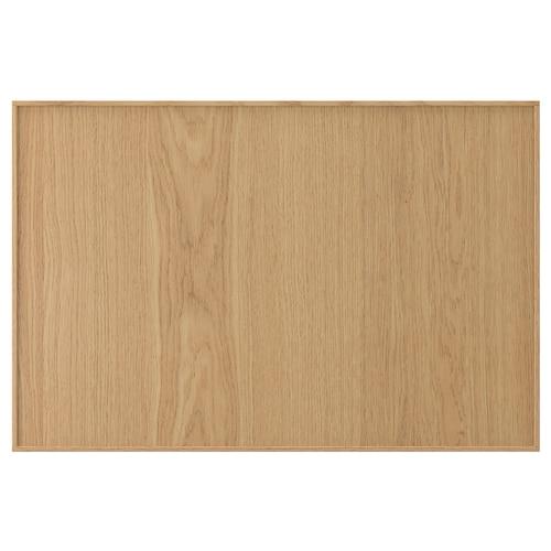 埃克斯塔 抽屉前板 橡木 59.7 厘米 40.0 厘米 60.0 厘米 39.7 厘米 1.9 厘米