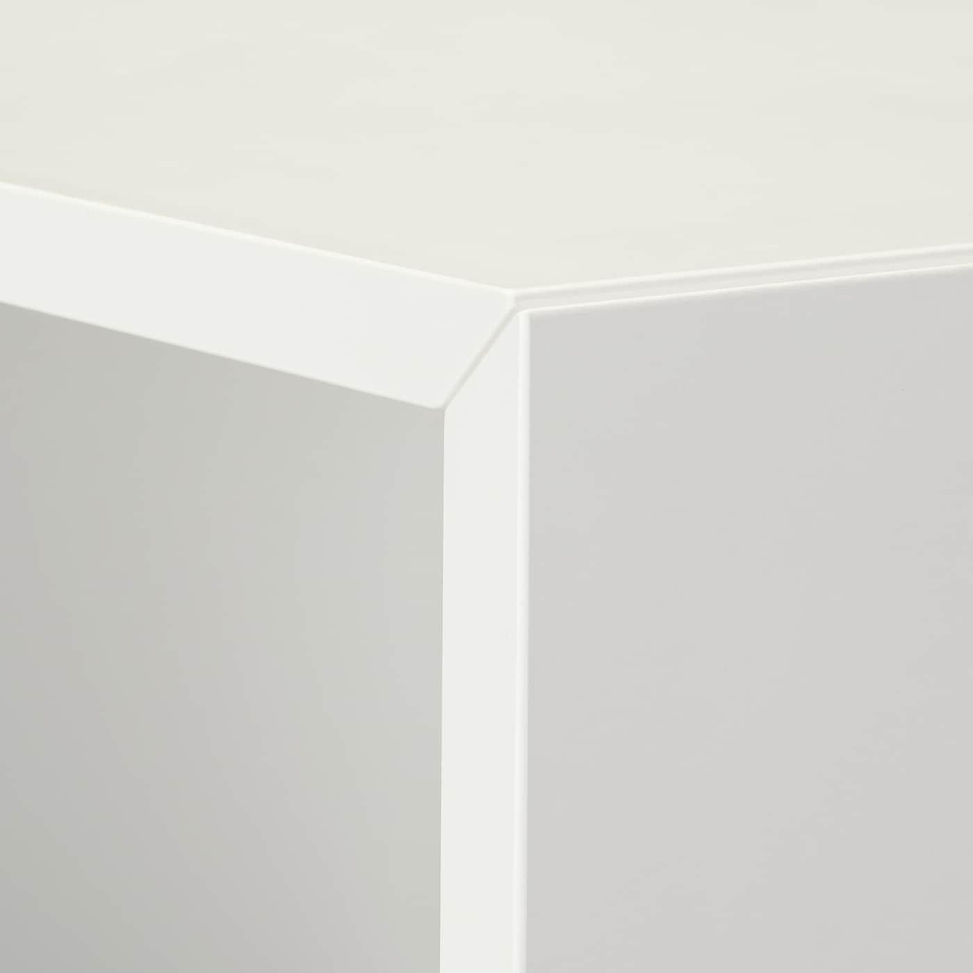 EKET 伊克特 四格柜, 白色, 70x35x70 厘米