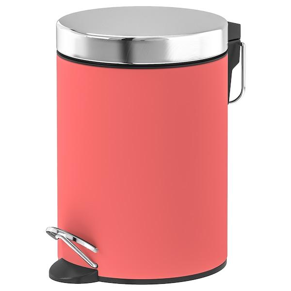EKOLN 伊空 垃圾桶, 淡红色