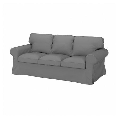 爱克托 三人沙发 雷马尔恩 淡灰色 218 厘米 88 厘米 88 厘米 49 厘米 45 厘米