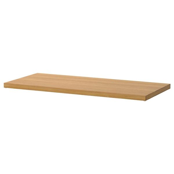爱尔瓦丽 搁板 竹 80 厘米 36 厘米 2.5 厘米 25 公斤