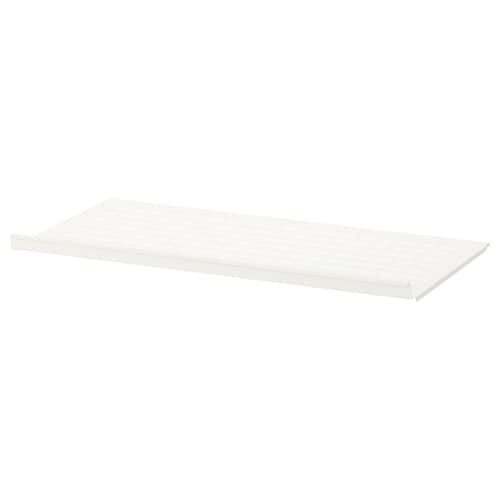 爱尔瓦丽 鞋架 白色 80 厘米 36 厘米 3.0 厘米 25 公斤