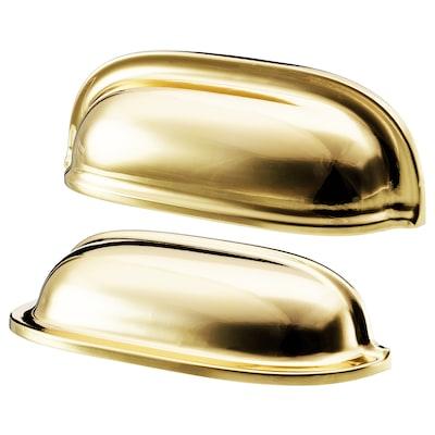 ENERYDA 艾纳丽 杯子把手, 黄铜色, 89 毫米