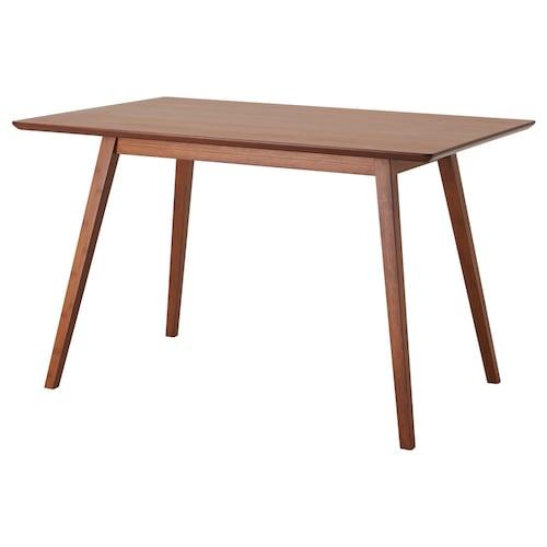 法诺 餐桌, 竹, 120x80x74 厘米