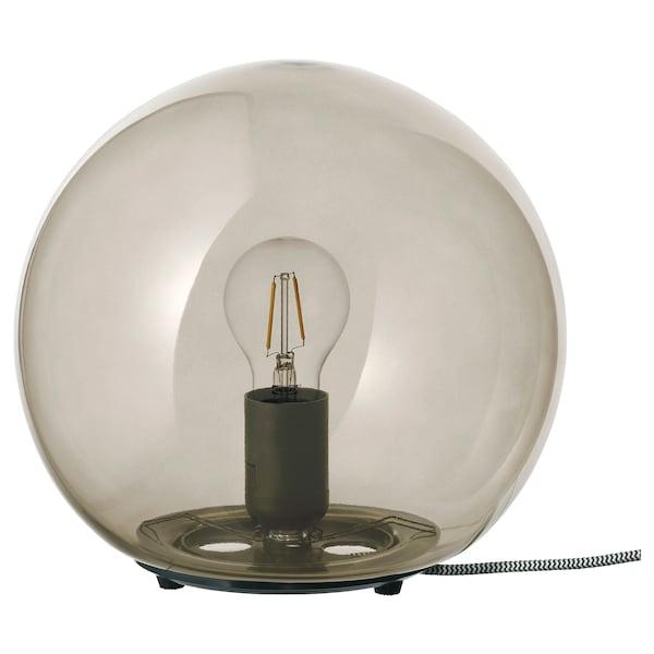 法多 台灯 灰色 75 瓦特 24 厘米 25 厘米 1.8 米