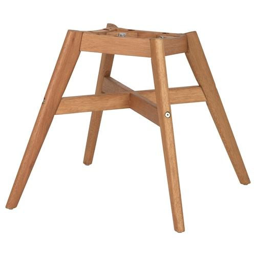 法恩布 椅架 褐色木纹 110 公斤 50 厘米 50 厘米 45 厘米 46 厘米
