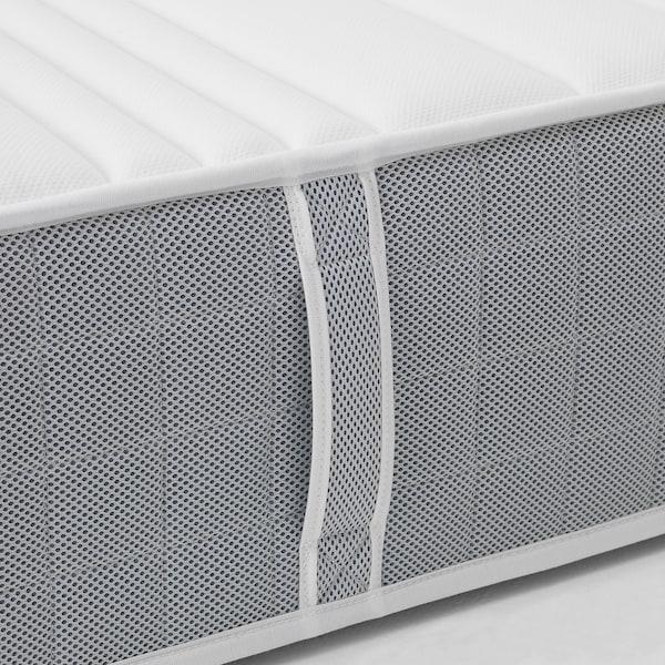 菲因维尔 袋装弹簧床垫 加硬/淡灰色 200 厘米 180 厘米 26 厘米