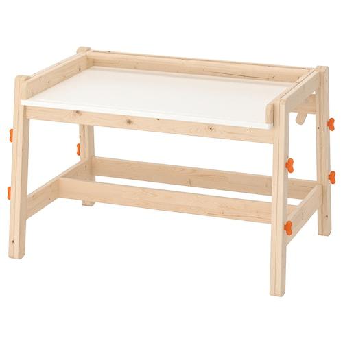 福丽萨特 儿童书桌 可调节 92 厘米 67 厘米 53 厘米 72 厘米