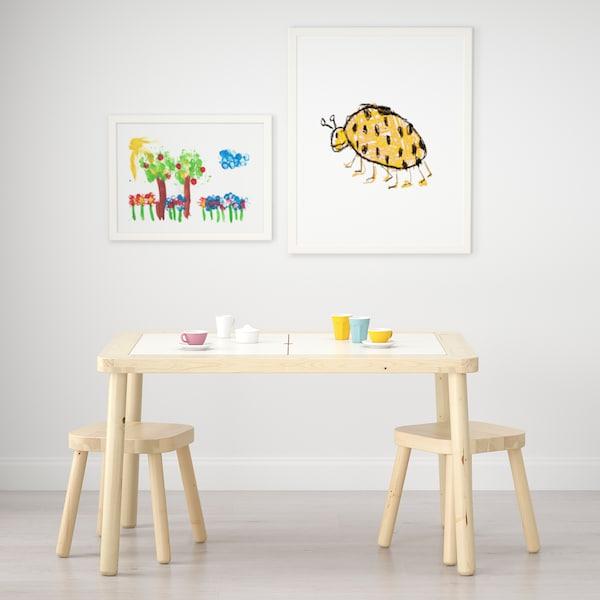 FLISAT 福丽萨特 儿童桌, 83x58 厘米