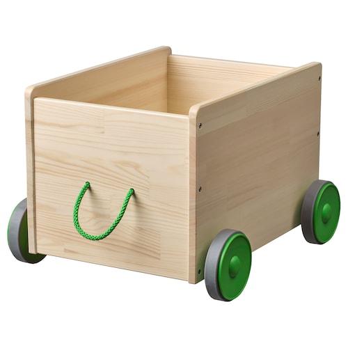 福丽萨特 带轮玩具储物 44 厘米 39 厘米 31 厘米 20 公斤