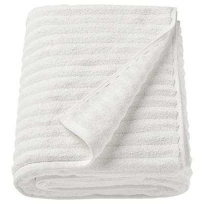FLODALEN 福鲁朵恩 浴巾, 白色, 100x150 厘米