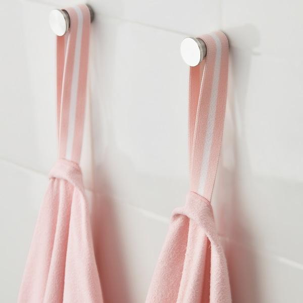 福斯约 旅行用毛巾 淡粉红色 100 厘米 75 厘米 0.75 平方米