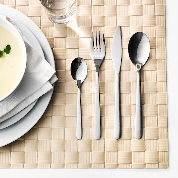 弗隆夫特 金属餐具24件套 不锈钢